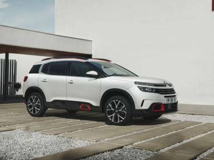 New Citroën C5 Aircross Compact SUV