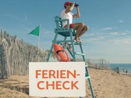 Für Ihr Wohlbefinden:   Unser Ferien-Check